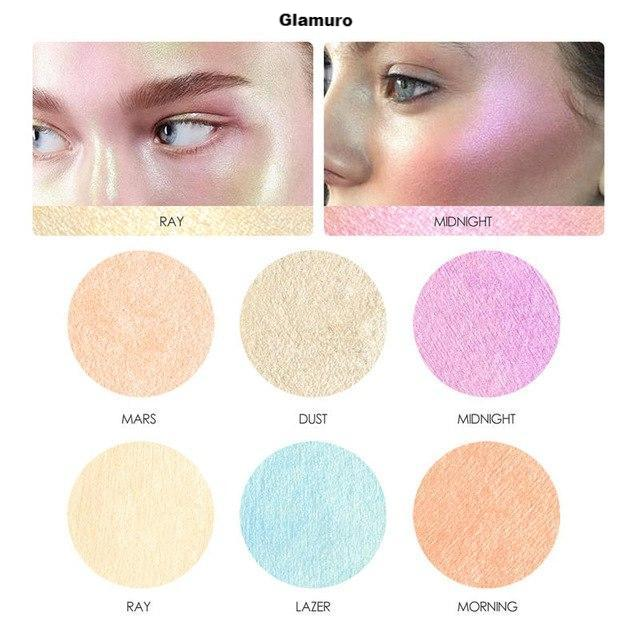 9 couleurs Northern Lights Symphony Glow - glamuro-fashion.com