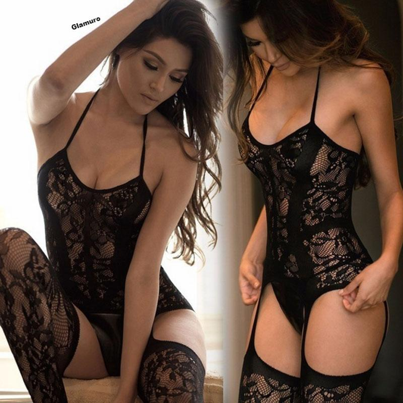 Porn Sexy Lingerie Femmes Hot Érotique  Baby Dolls Dress Femmes - glamuro-fashion.com