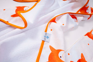 Baby Fox Robe | Baby Towel Set
