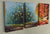 Decorazione per pittura su tela Autumn Gloom - Hencely