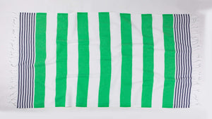 Stripes  Cotton Beach Towels Hencely