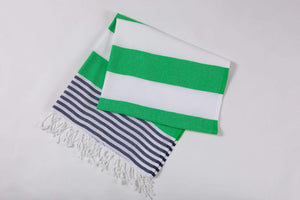 Turkish cotton Beach towels by hencely