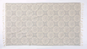 Cotton Turkish beach towels- Hencely