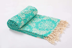 Chain Collection Beach and Bath Towels - Hencely