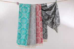 Chain Collection Beach Towels - Hencely