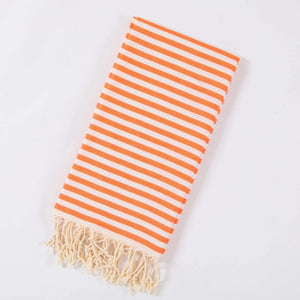Hencely 100% Cotton Soft Quick Dry Beach Towels - 17 Colors - Hencely