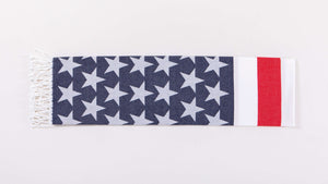 Us flag beach towel - Hencely