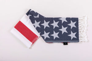 us flag beach towel hencely towels
