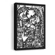 Gustav Klimt's The Kiss Metal  Wall Hanging - Hencely