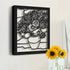 Sunflowers by Van Gogh | Van Gogh Metal Art Reproduction | 12 Flowers Metal Wall Art