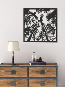 Forest Metal Wall Art  - Hencely