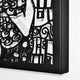 Gustav Klimt's The Kiss  Metal Wall Art  - Hencely