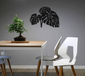 botanical metal wall art by hencely