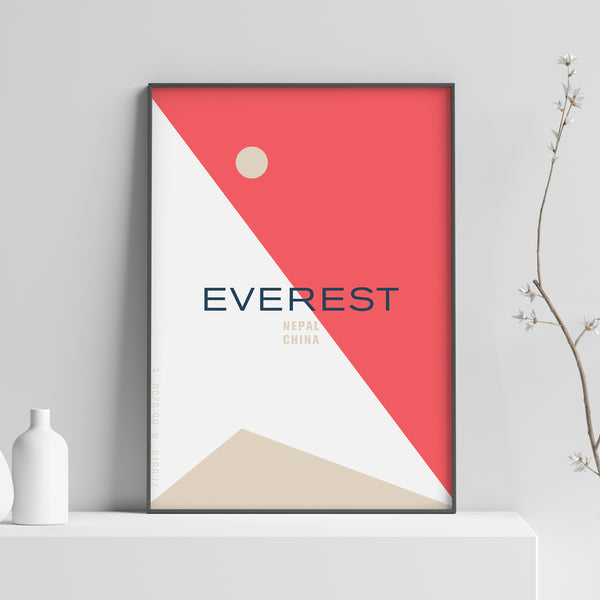 Outdoor Destinations: Everest
