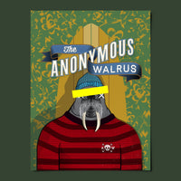 Wally the Anonymous Walrus