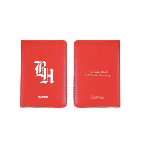 BH PASSPORT HOLDER + DIGITAL ALBUM