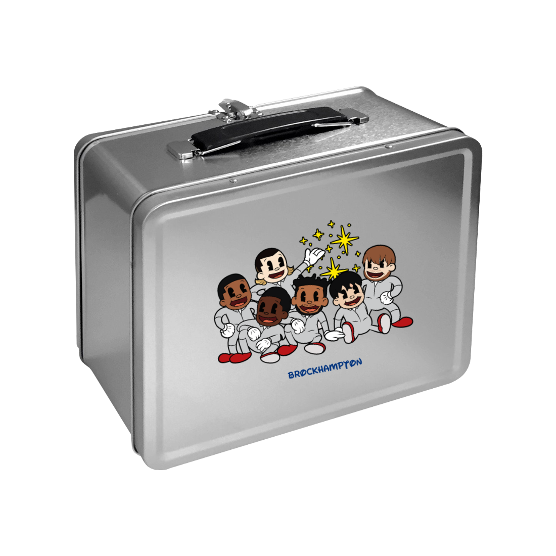 BH CHARACTERS LUNCH BOX + DIGITAL ALBUM