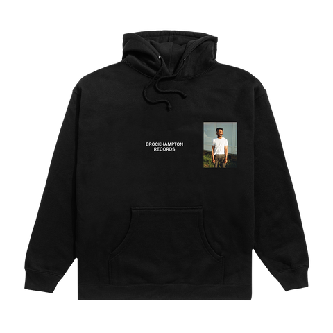 BROCKHAMPTON RECORDS PHOTO HOODIE + DIGITAL ALBUM