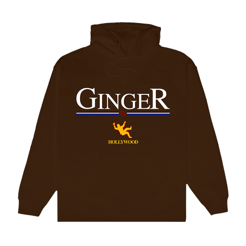 GINGER HOLLYWOOD HOODIE + DIGITAL ALBUM