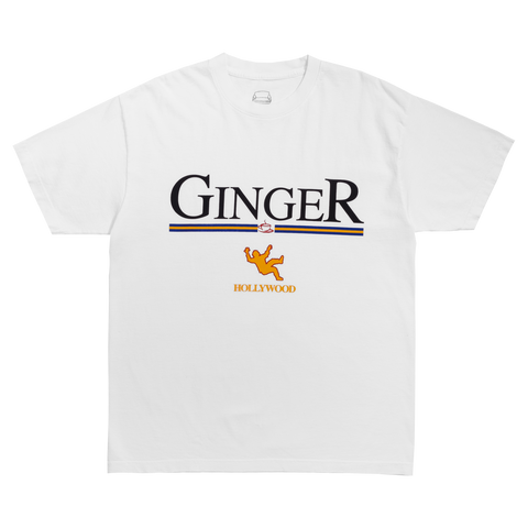 GINGER FALLING T-SHIRT + DIGITAL ALBUM