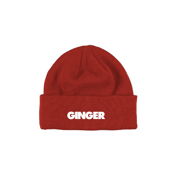 GINGER LOGO BEANIE I + DIGITAL ALBUM