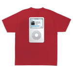 MP3 PLAYER T-SHIRT + DIGITAL ALBUM