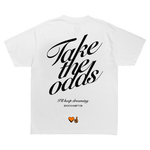 TAKE THE ODDS T-SHIRT + DIGITAL ALBUM