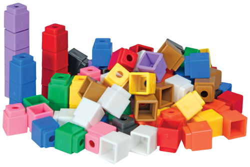 Touch and Count Cubes - The most versatile learning product in my humble opinion. - by Bessie Theunissen