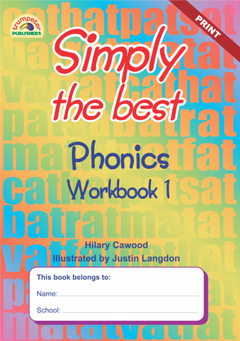 Book Simply the Best Phonics Workbook 1 Print