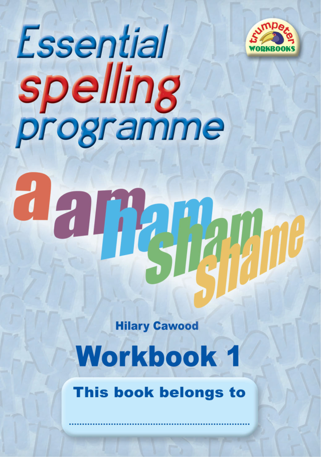 Book Essential Spelling 1