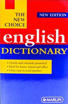 Book Dictionary - English Freedom