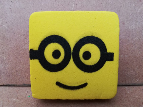 White board Duster Small Minion