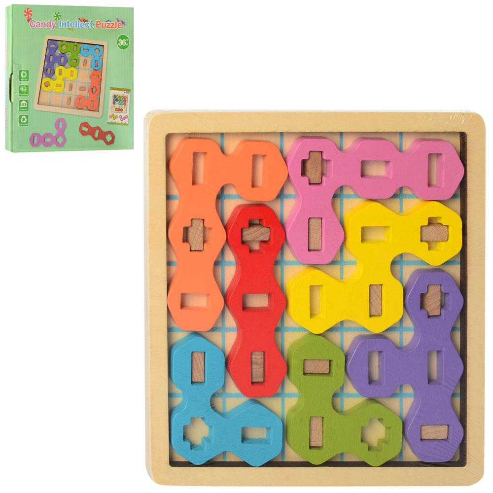 Candy Intellect Puzzle
