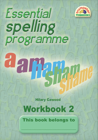 Book Essential Spelling 2