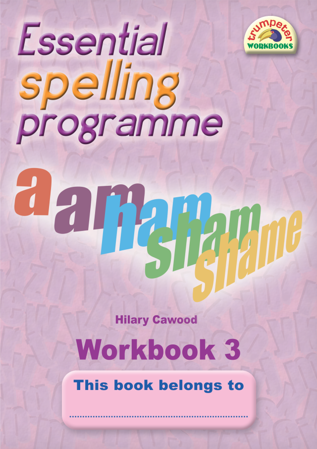 Book Essential Spelling 3
