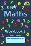 Book Simply Maths Workbook 3