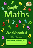 Book Simply Maths Workbook 4
