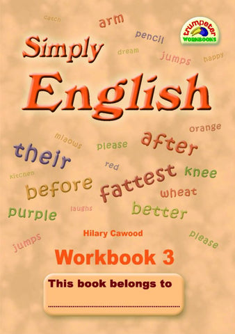 Book Simply English 3