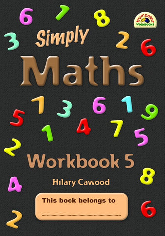 Book Simply Maths Workbook 5