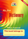 Book My First Dictionary
