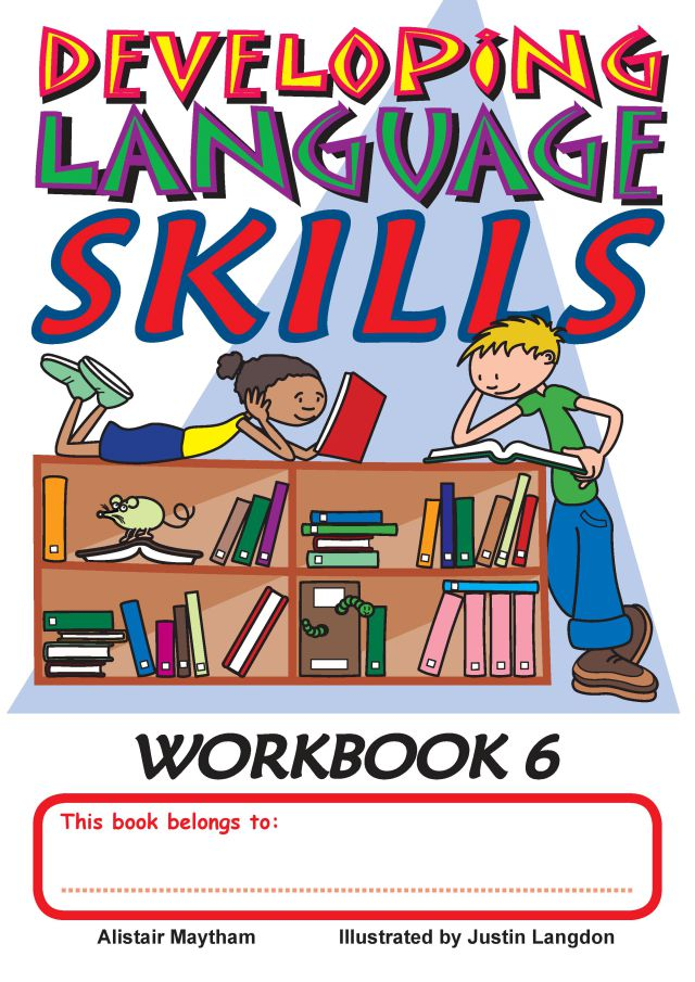 Book Developing Language Skills 6