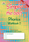 Book Simply the Best Phonics Workbook 2 Print
