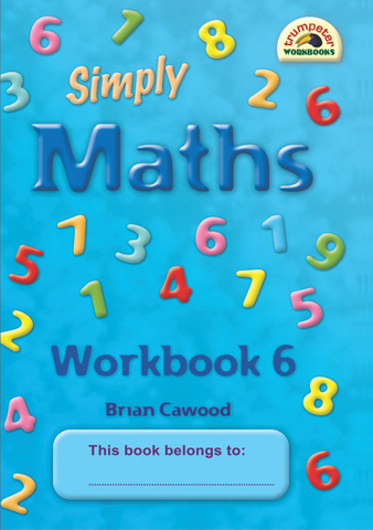 Book Simply Maths Workbook 6