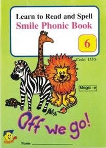Book - Phonic 6 - Off we go