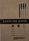 Book Exercise 48p A4 17mm