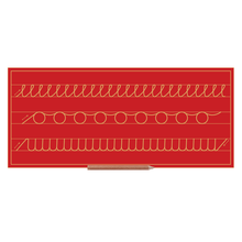Write Right WP304 Pattern Board (3) Red