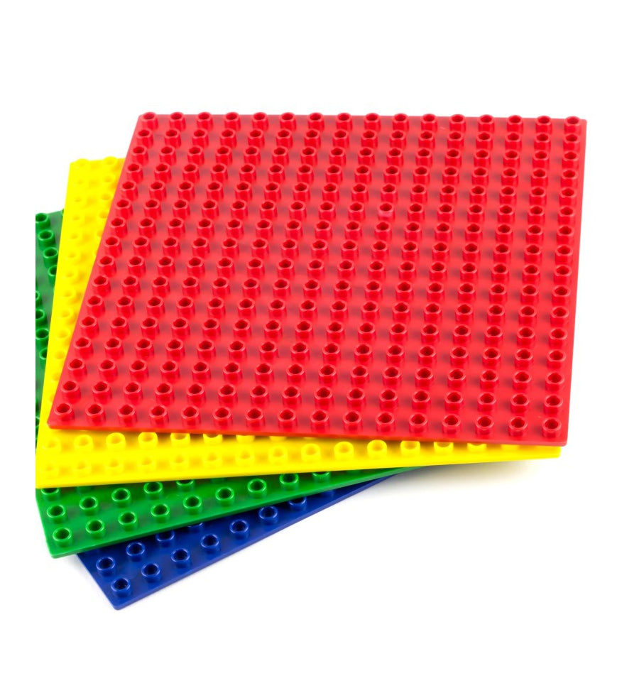 Base Plate Jumbo Blocks 25.5cm