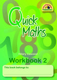 Book Quick Maths Workbook 2