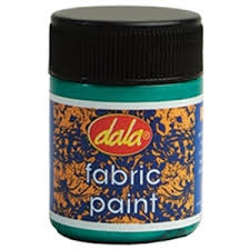 Paint Fabric  50ml Assorted Colours