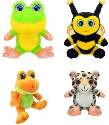 Wild Planet - Plush - Assorted